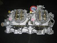 1959 Chev Corvette Carbs, Restored by Thecarbshop
