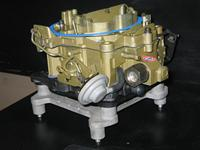 1965 GM INTRODUCES THE ROCHESTER QUADRAJET, THE CARB SHOP OPENS, WE GREW UP TOGETHER..